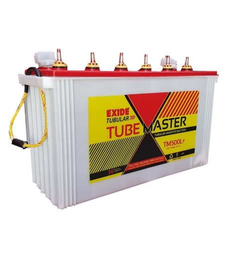 EXIDE TUBE MASTER TM500L+ Inverter Battery
